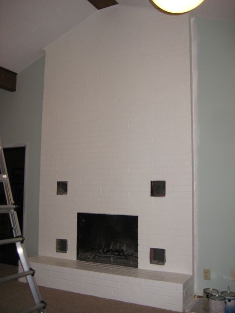 Fireplace_Painted