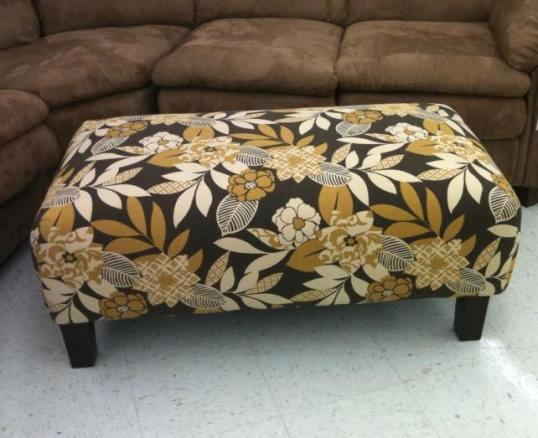 The Awesome  Square Pouf Ottoman for House