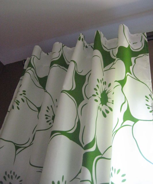 Curtains Ideas curtains made from bed sheets : Tutorial: DIY Curtains from a Bed Sheet | Welcome to Heardmont