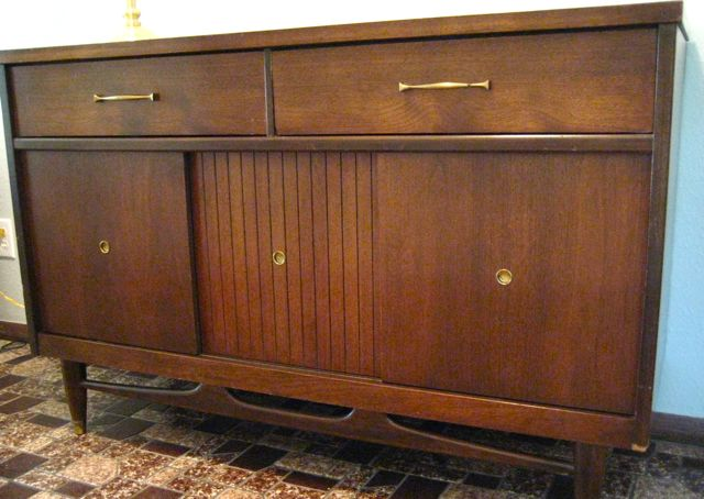 Entry Foyer Credenza : Refinishing our entryway credenza welcome to heardmont