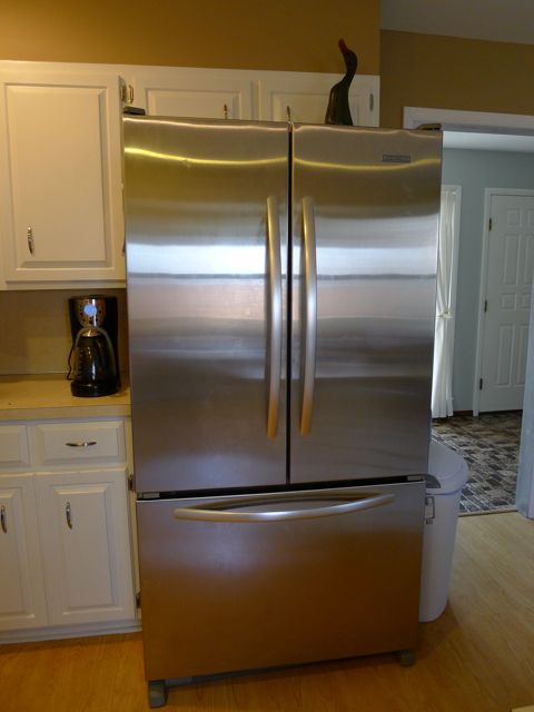 Spring Cleaning Volume 1: How to clean stainless steel | Welcome to ...