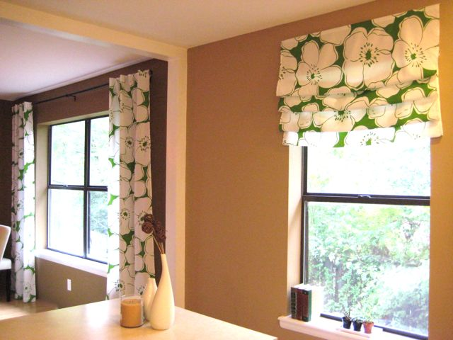 Decorating roman shades for windows : Sprucing up with a Roman Shade | Welcome to Heardmont