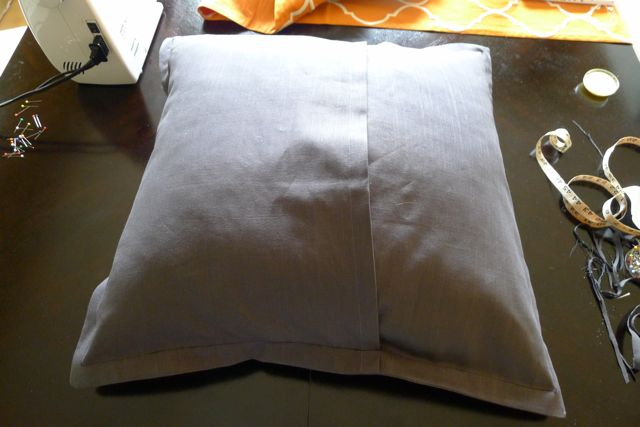 There You Have It Quick And Easy Pillow Shams With S